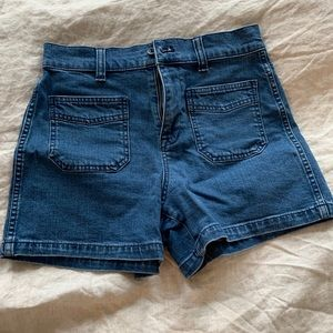 Set of 3 shorts- one by Madewell size 26